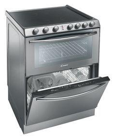 Combo Stove Oven Dishwasher Created Tools Pinterest Cocina Compacta Cocinas Celestina