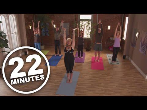 22 minutes angry yoga  youtube  30 day yoga challenge