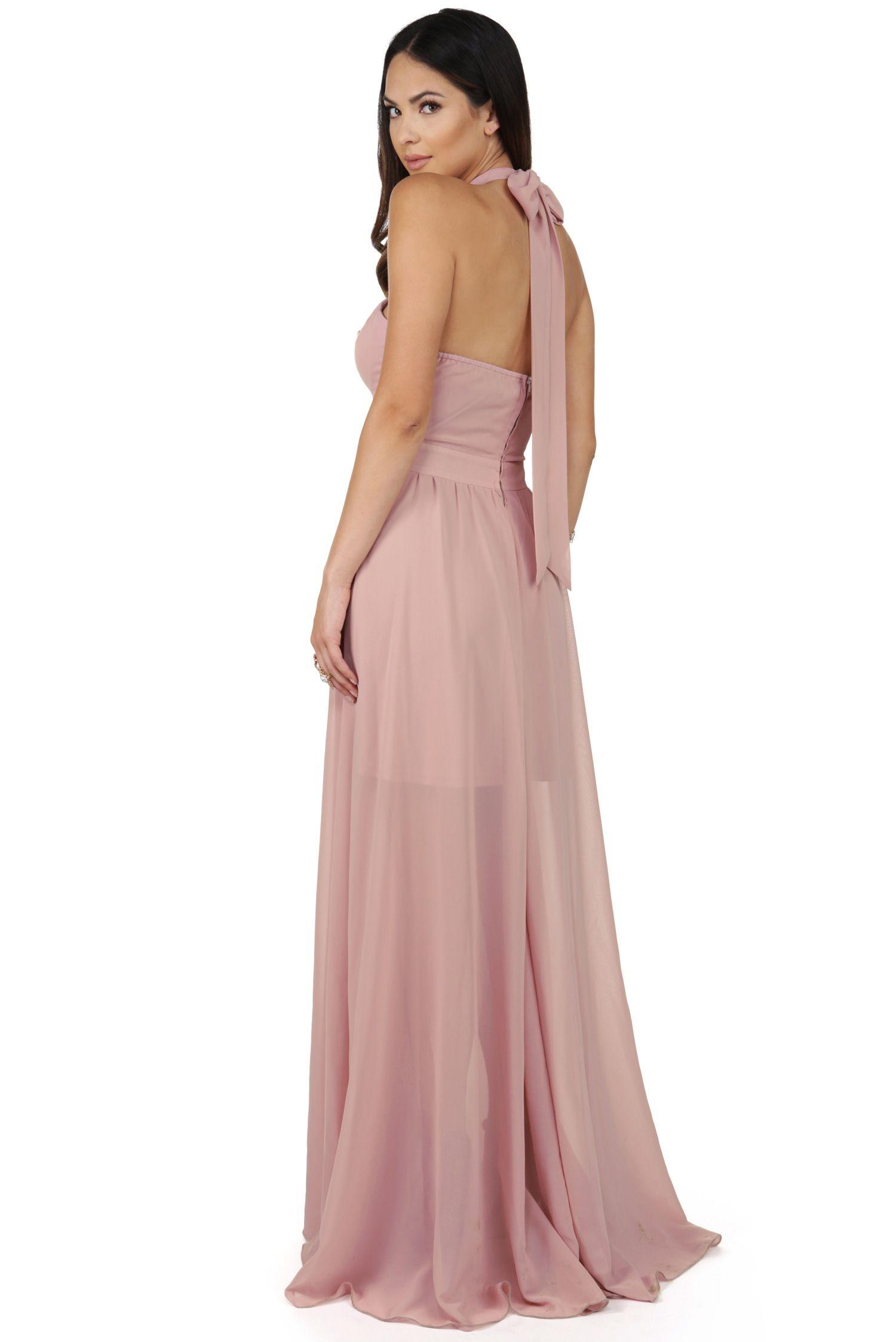 Lyla Mauve Formal Dress Mauve Formal And Prom