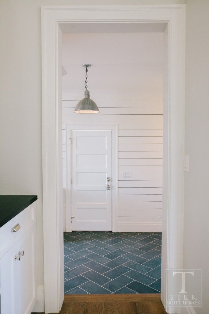mudroom tiek Slate Tile FloorsTile