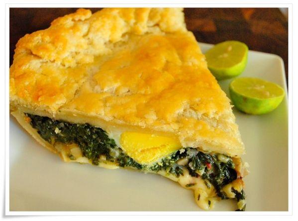 Peruvian Eats Pastel De Acelga Swiss Chard Pie Peruvian Recipes Peruvian Cuisine Peruvian Dishes