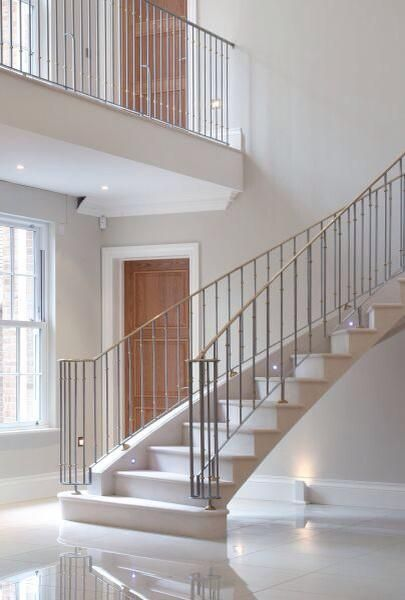 Ian Knapper Ltd On Stair Railing Design Railing Design Staircase Design