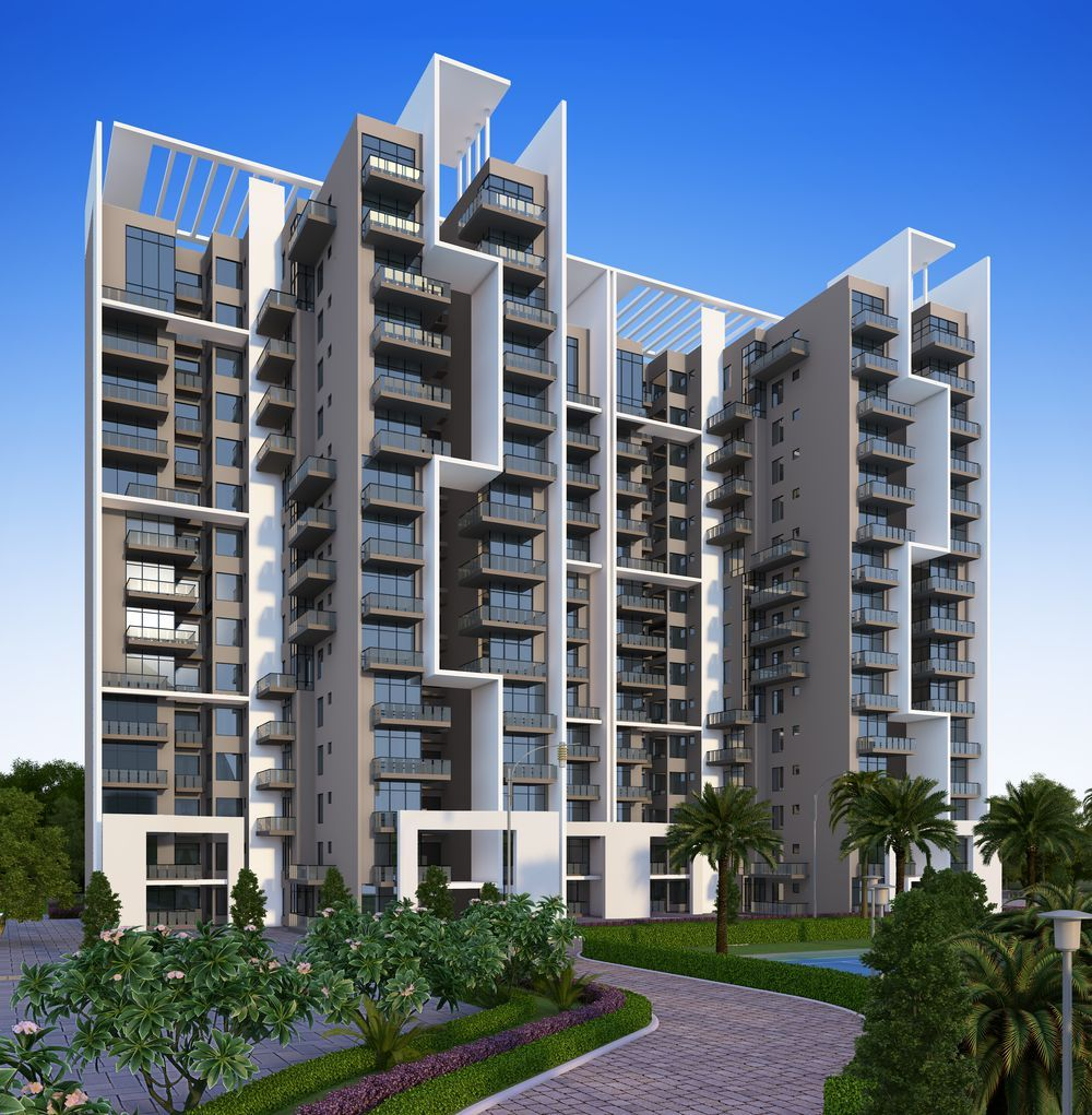 Luxury Apartment: Manor One, Offered By Kashish Group, A High-class