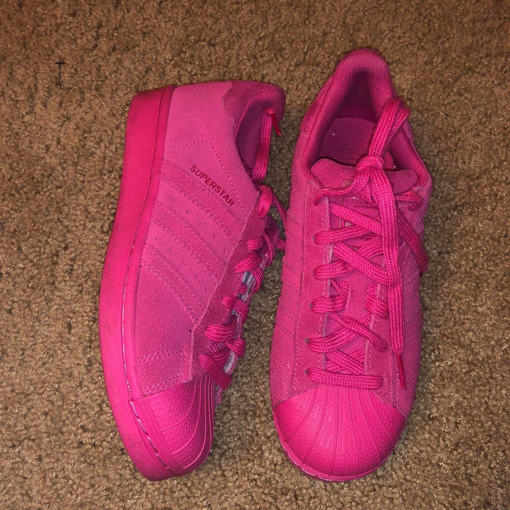 Pink adidas, Adidas superstar, Adidas women