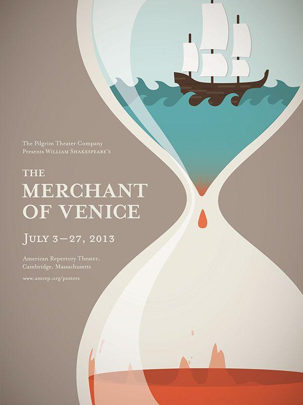 Venice story book merchant of