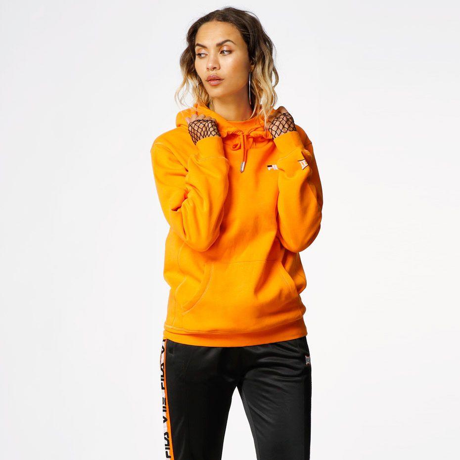 FILA Huppari - Key FILA X Junkyard XXXY Orange