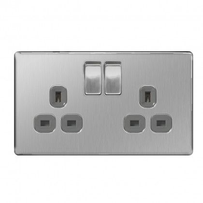BG Nexus carbon Steel 1 switch 2 way