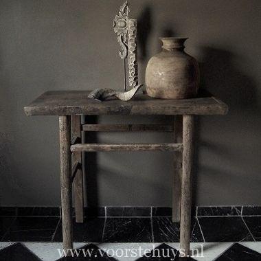 Ornaments, Jugs, Horns & Antique Furniture