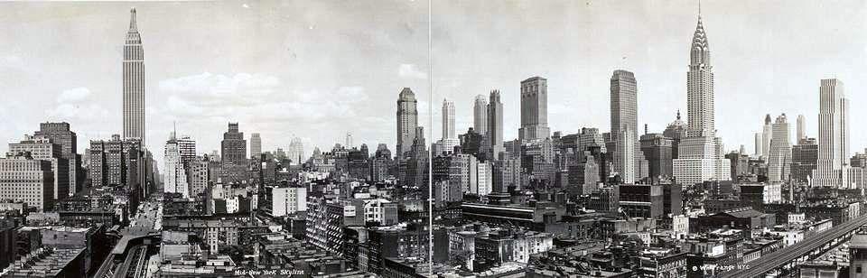 chrysler building black and white wallpaper. city chrysler building black and white wallpaper