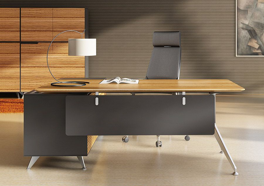 Arundel Executive Desk Modern Digs Modern Desk Modern