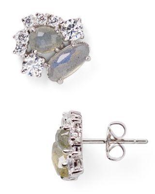 6b0f99ca4 Nadri Sterling Oasis Labradorite Stud Earrings | Bloomingdale's ...