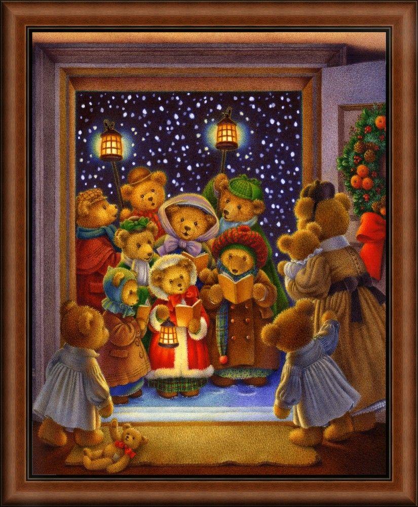 Christmas Caroling 2021