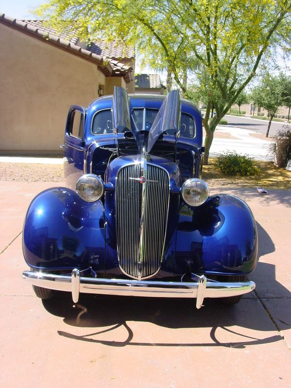 1936 Chevy Coupe for Sale | 1936 Chevrolet Special Deluxe For Sale ...