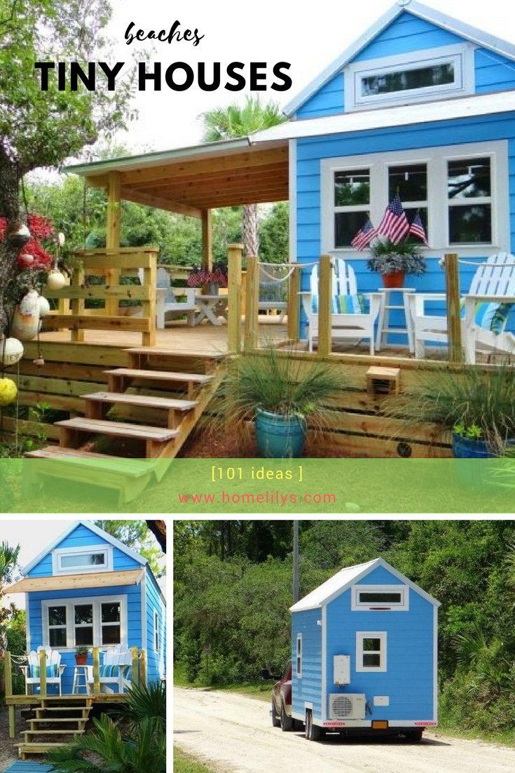 Amazing 101 tiny houses you can buy right now | Minihaus, kleines ...