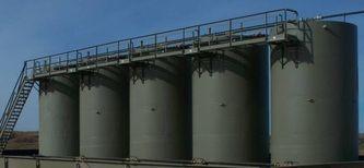 Storage Tanks Ceramic Insulation Storage Tanks Oil And Gas