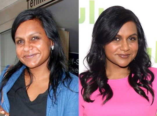 Mindy Kaling Without Makeup Picture Celeb Without Makeup Celebs Without Makeup Without Makeup Makeup Pictures