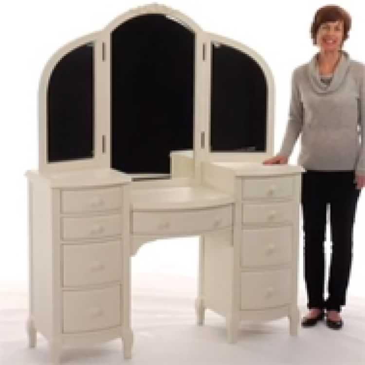 Lilac Vanity Vanity Oversized Furniture Shabby Chic