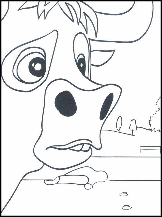 Dibujos para Colorear. Dibujos para imprimir y pintar Ferdinand 7 ...