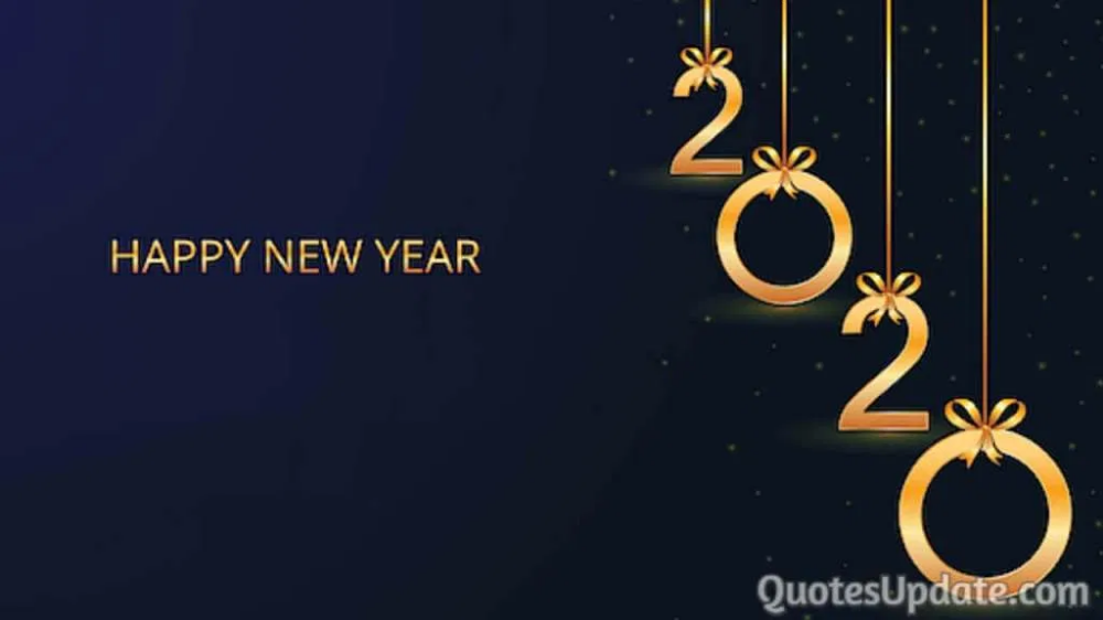 Happy New Year Wishes, Quotes, Messages and Images 2020