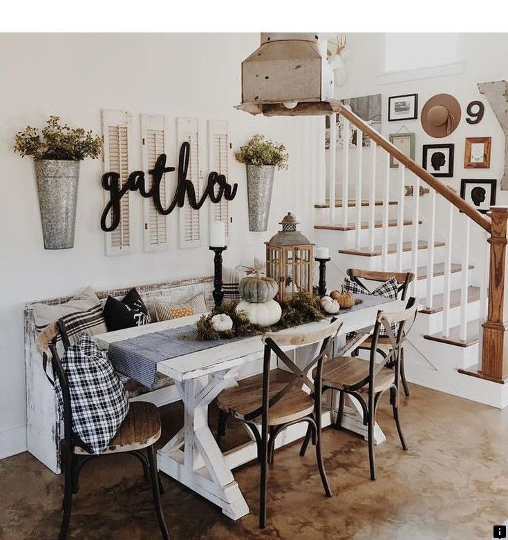 Check Out The Webpage To Learn More On Dining Room Table With Bench Cl Farmhouse Style Dining Room Modern Farmhouse Dining Room Farmhouse Dining Rooms Decor Country chic dining room decor
