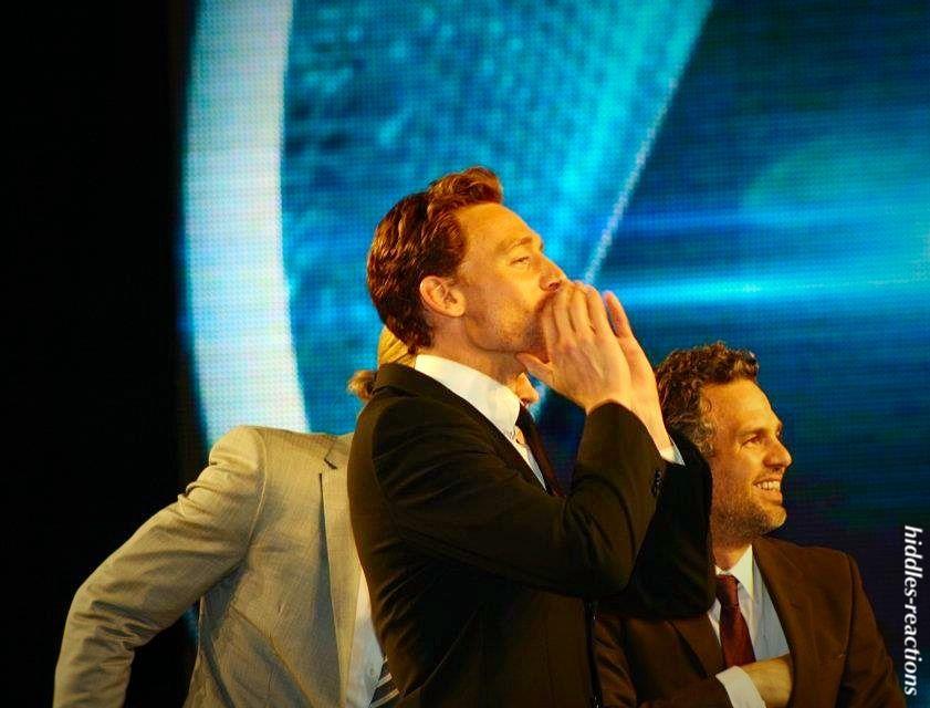 Tom Hiddleston + Red Carpet Closeups Sigh  | tom hiddleston