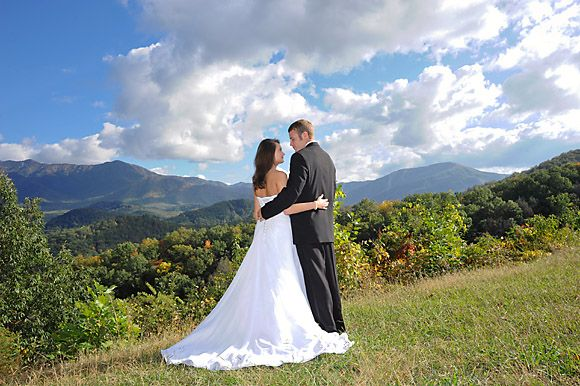 Sample Smoky Mountain Wedding Photos