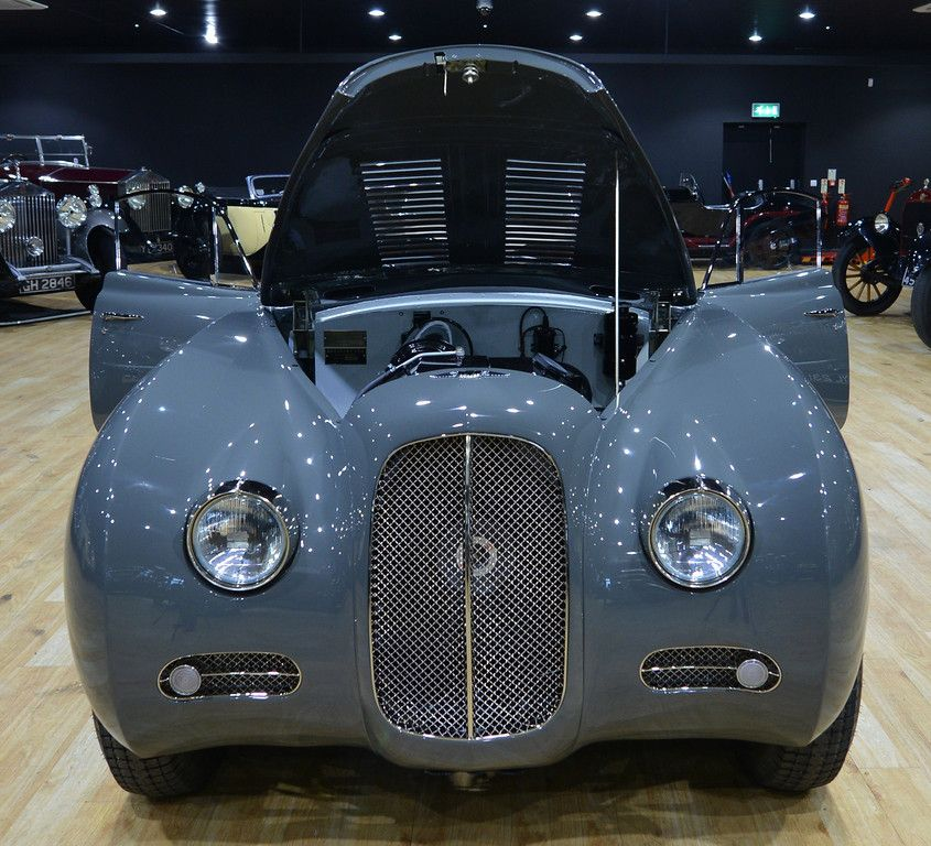 Vintage & Prestige cars Ltd. Dealers in Pre War & specialist ...