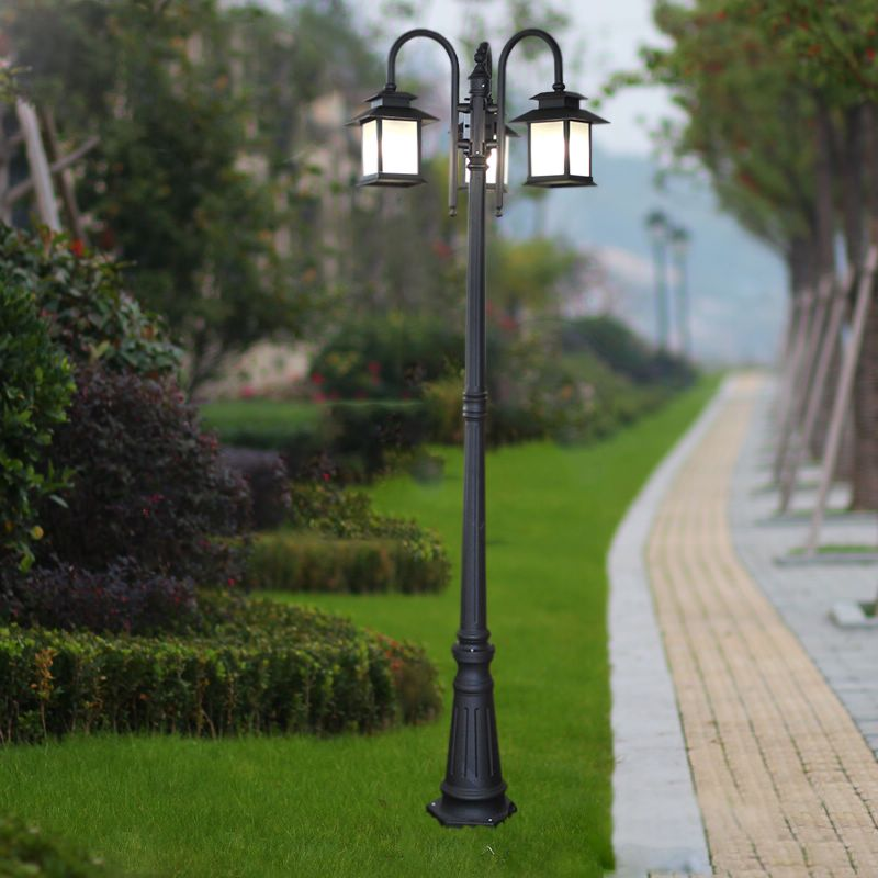 Pin By Mass Light On Vrtna Rasvjeta Garden Lighting Outdoor Lamp Posts Outdoor Post Lights Post Lights