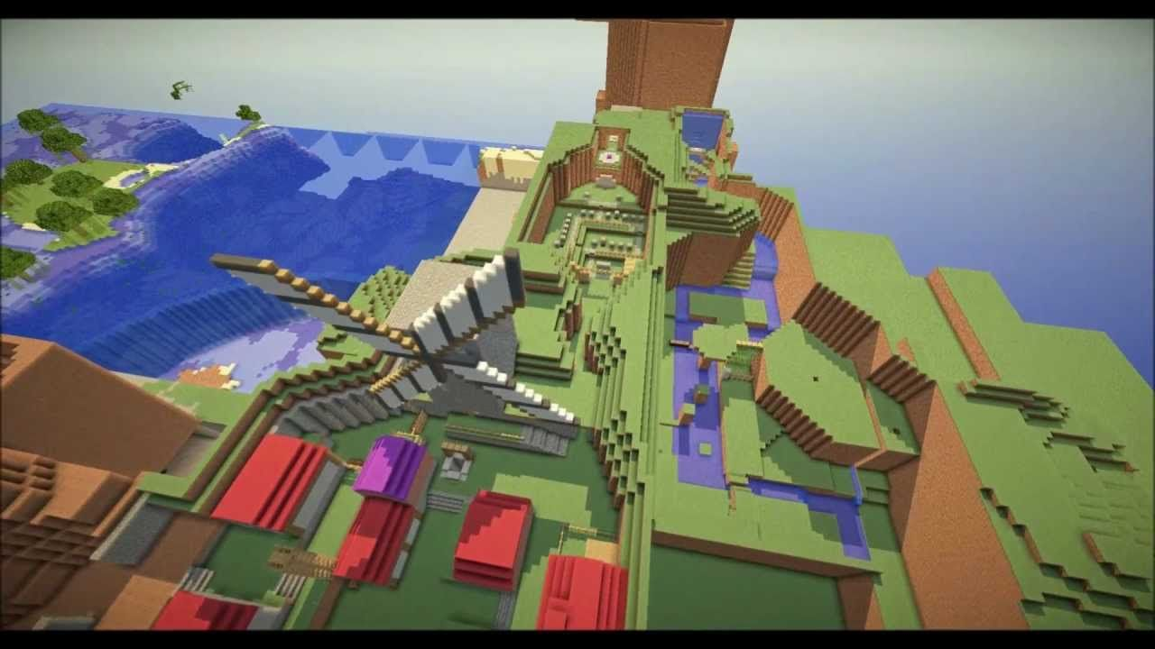 Complete ocarina of time map google search minecraft pinterest complete ocarina of time map google search gumiabroncs Images