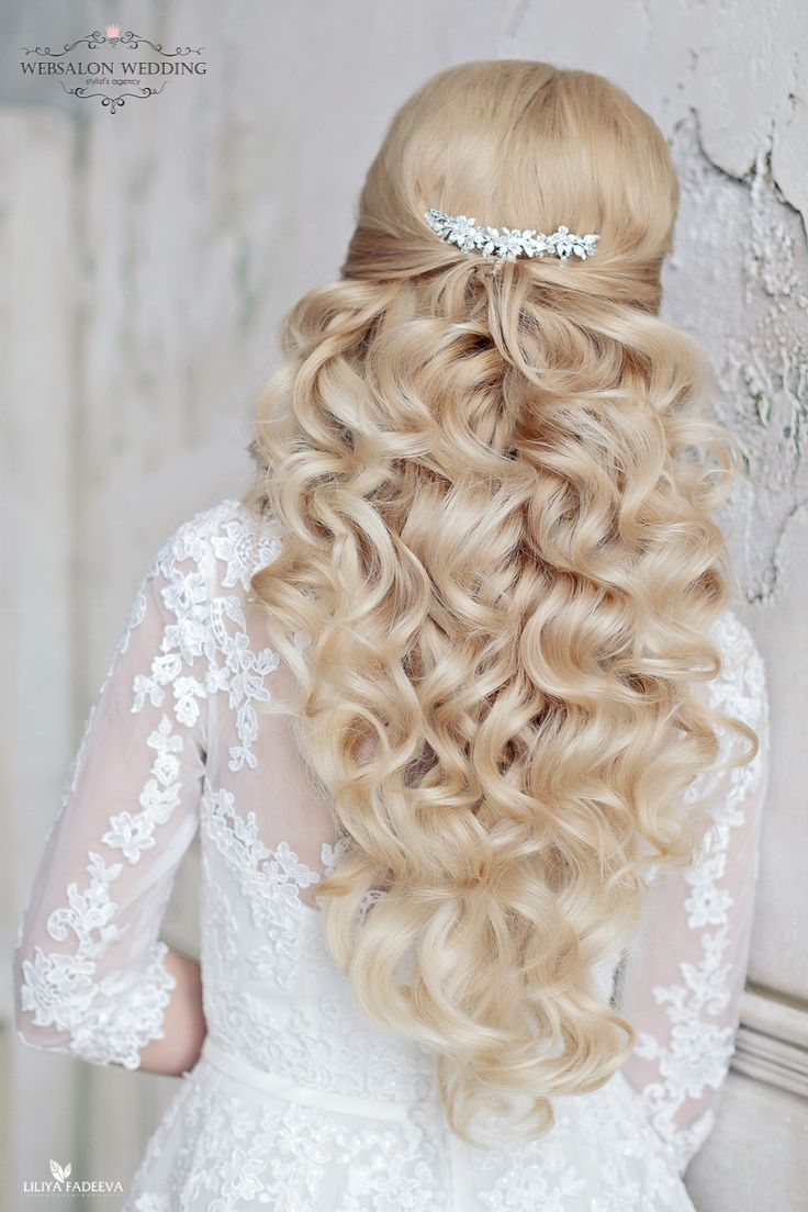 Glamorous Wedding Hairstyles with Elegance | Updos, Weddings and Wedding