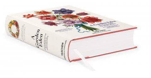 A Garden Eden Bibliotheca Universalis Taschen Books Ilustración De Botánica Ilustraciones Botanicas Ilustraciones