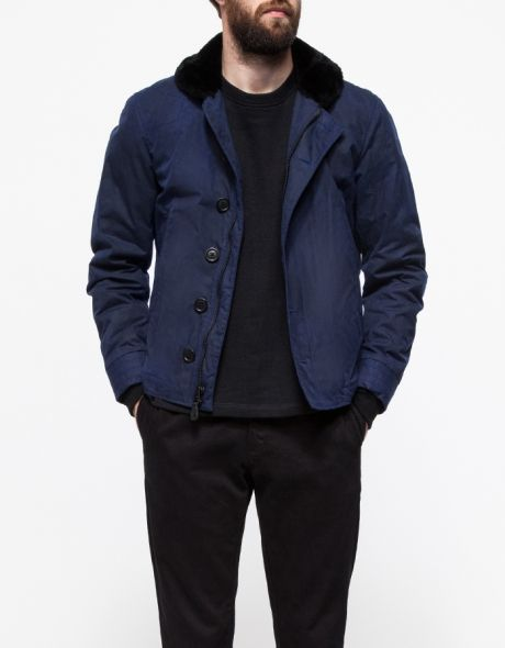 GoldenFleece Waxed Deck Jacket  http://needsupply.com/mens/new/goldenfleece-waxed-deck-jacket.html#