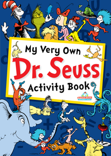 My Very Own Dr. Seuss Activity Book | Pinterest | Kind, Kinder ...