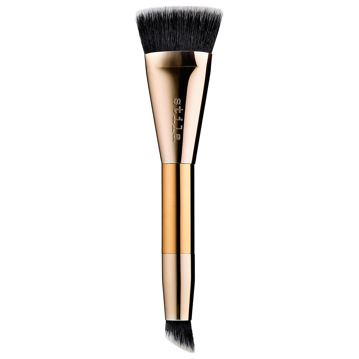 What It Isa Synthetic Hair Brush With A Flathead For Contouring And