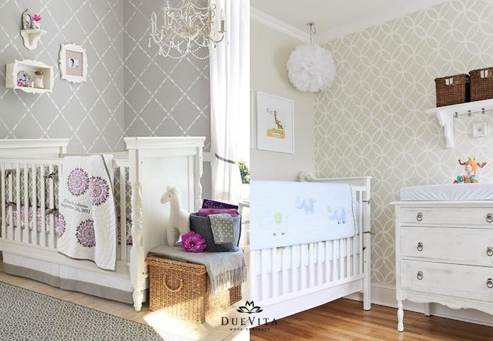 papel de parede para quarto de bebe  Pesquisa Google  quartos de bebês  Pi
