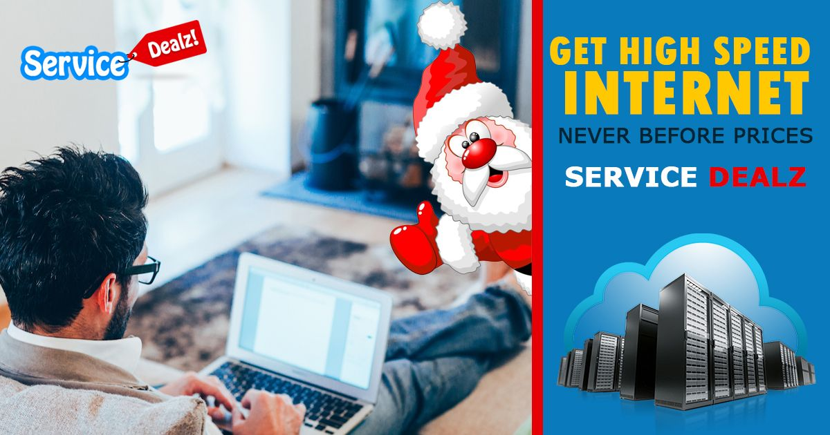 Get High Speed service in your area