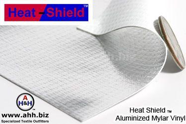 Heat Sheild Thermal Reflective Vinyl Vinyl Reflective Reflector Photography