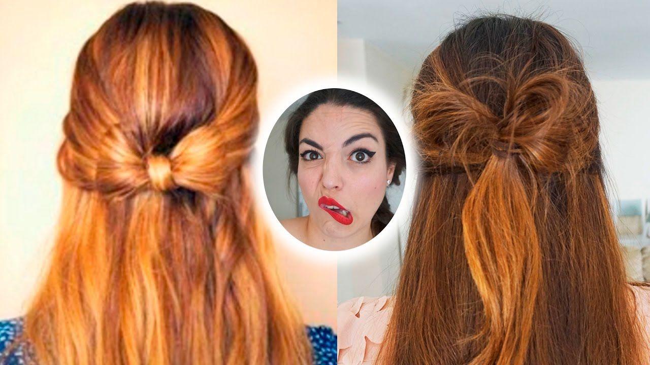 Perfecto pinterest peinados Galería de cortes de pelo estilo - PINTEREST Probando peinados fáciles y rápidos | Pretty and ...