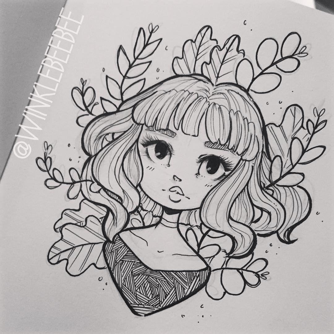 Character Design Instagram : Character design instagram by winklebeebee art