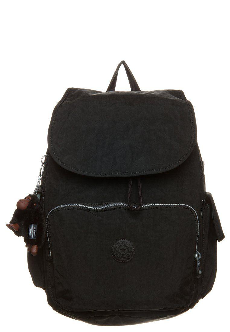 Kipling CITY PACK Plecak black 309.00zł #moda #fashion #women #kobieta #kipling #city #pack #plecak #black #czarny #damski