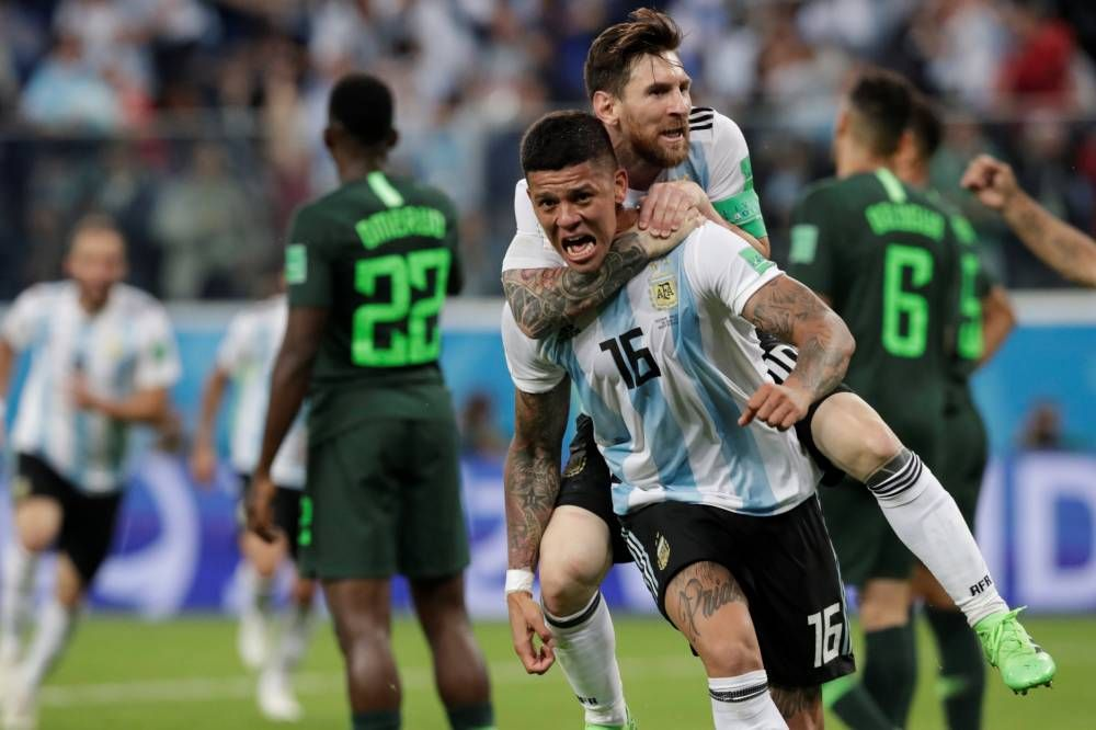 World Cup: Argentina Miraculously Qualify For The Round Of