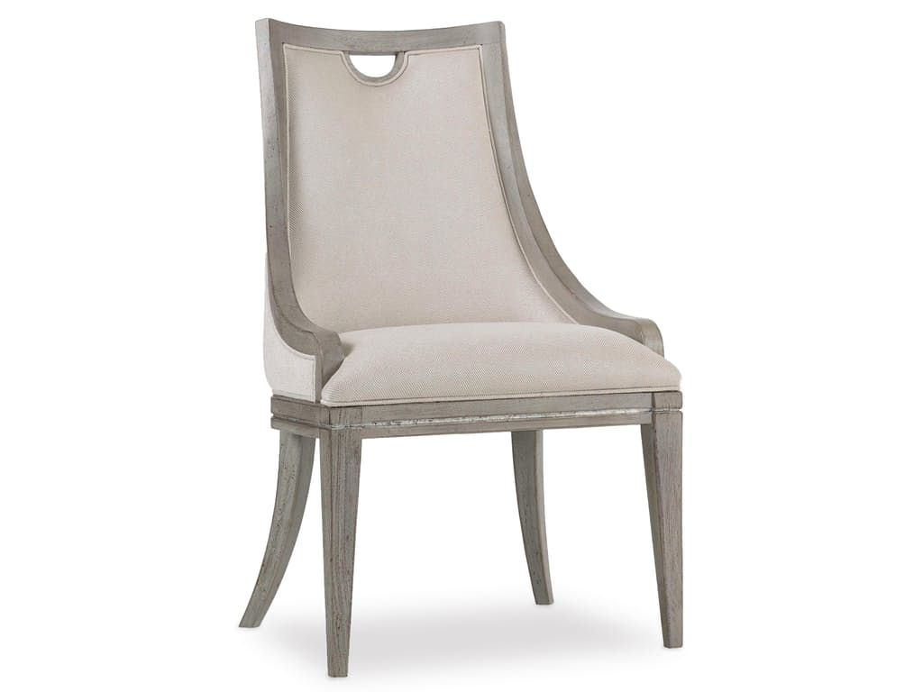 Hooker Furniture Dining Room Sanctuary Upholstered Side Chair 5603