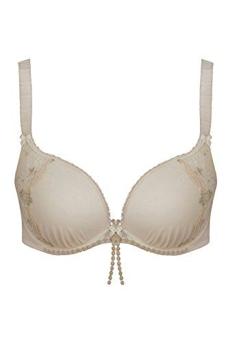 5944237997 Empreinte Irina Plunge Bra in Chantilly 36E   Check out this great product.