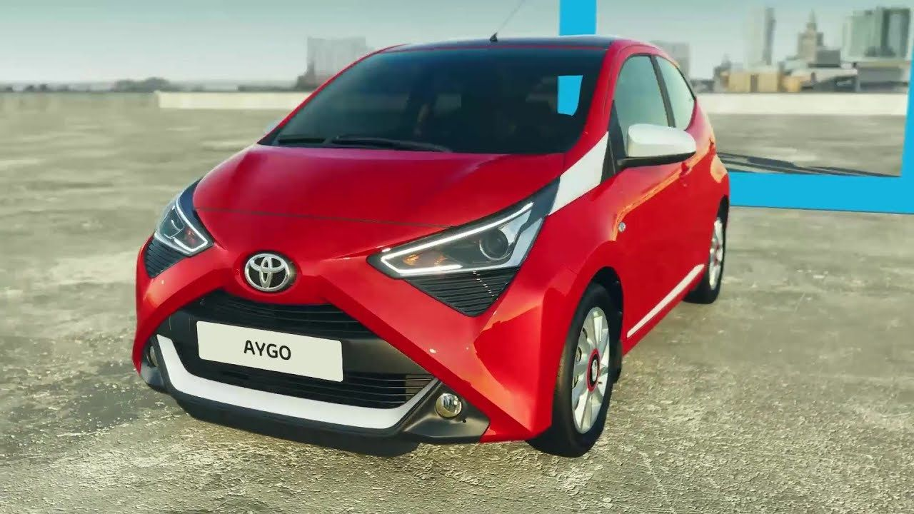 2019 Toyota Aygo Accessories And Colors Toyota Aygo Toyota Cars Toyota