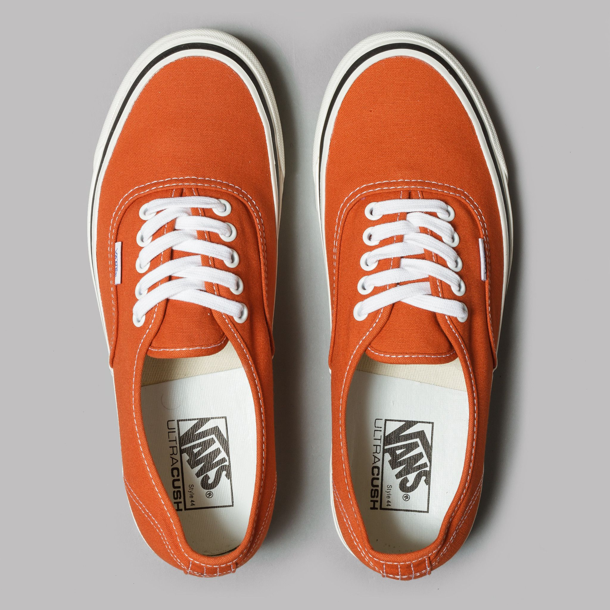 b18c542229080e Vans Authentic 44 DX Anaheim Factory (Orange) | S H O E S | Vans ...