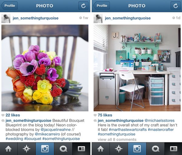 How To Create An Instagram Wedding Hashtag