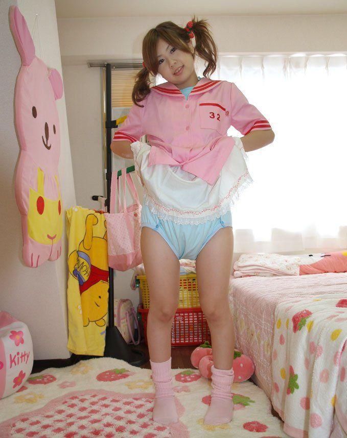 Japanese Women Wearing Diapers