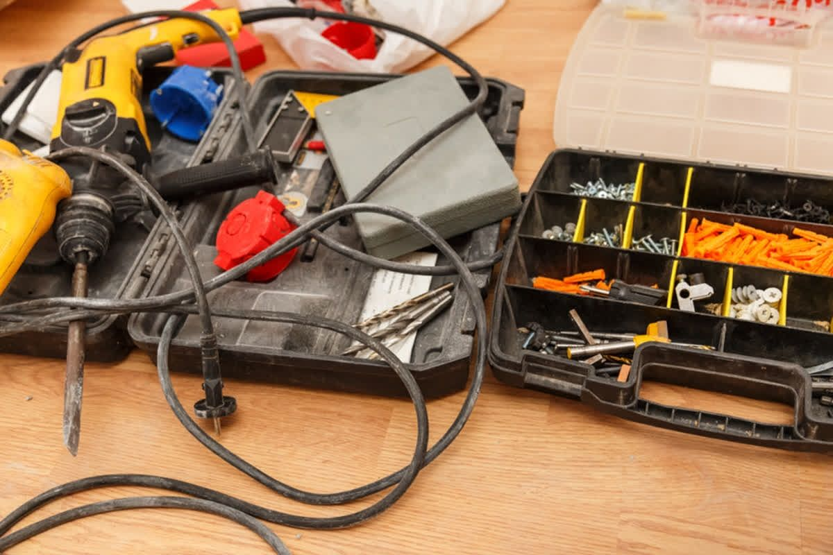 Tools Are The Most Important Aspect Of Any Project And The
