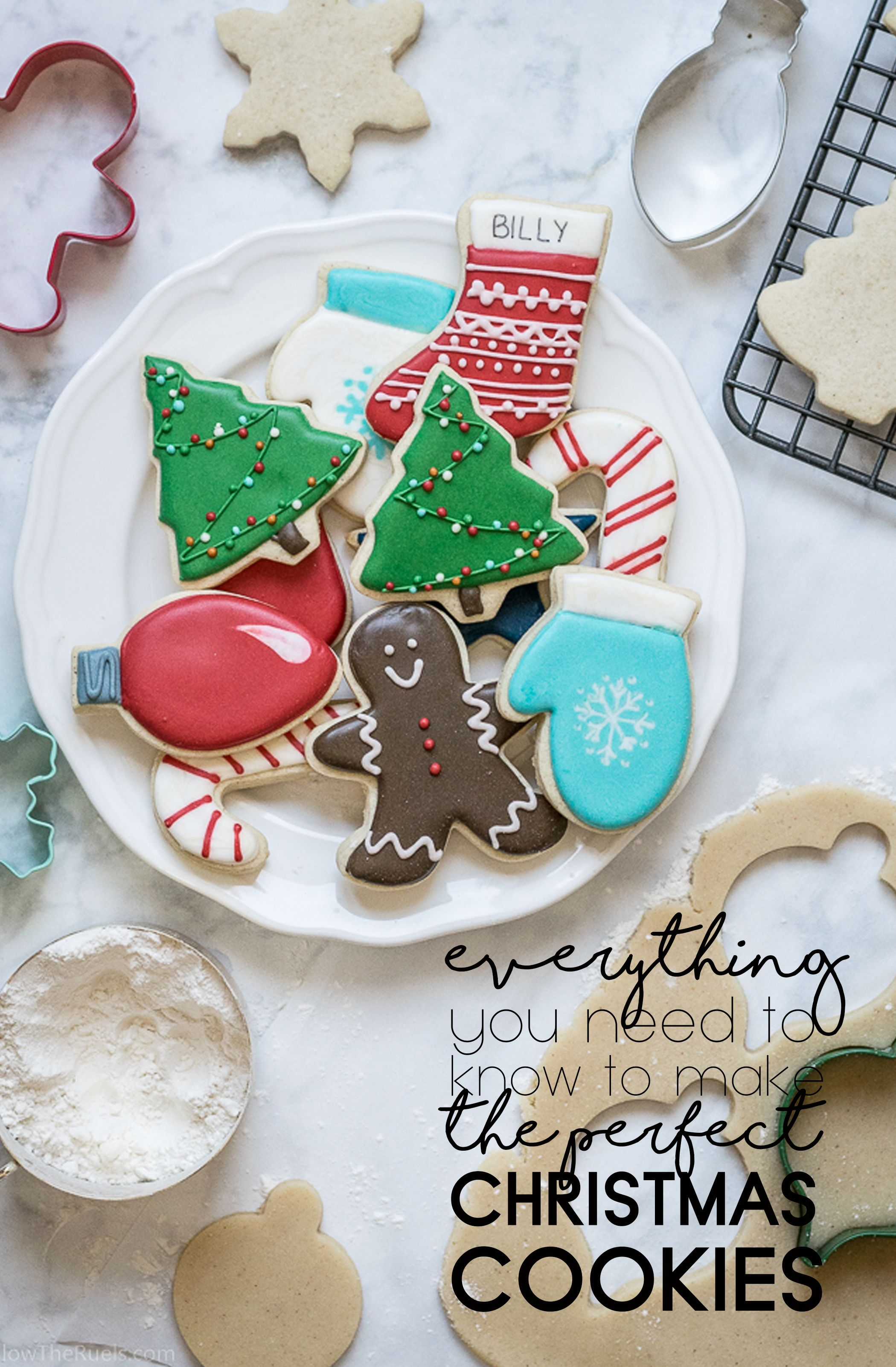 The Perfect Christmas Cookies Food For Thought Christmas Sugar