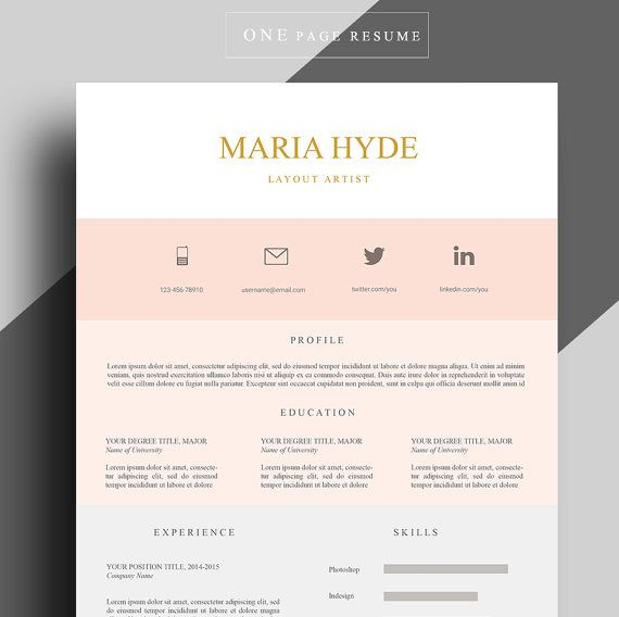 Resume Cv Resume Template Professional Free Cover Letter
